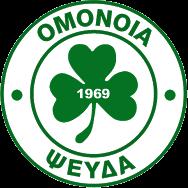 Omonia Psevda - Logo