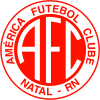 América Natal/RN - Logo