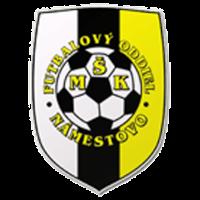MSK Namestovo - Logo
