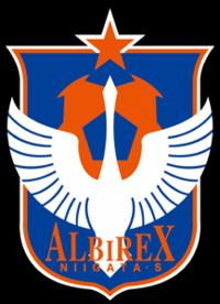 Albirex Niigata (S) - Logo