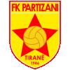 Partizani Tirana II - Logo