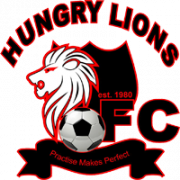 Hungry Lions FC - Logo