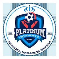 Platinum City Rovers FC - Logo