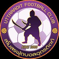 Uttaradit FC - Logo