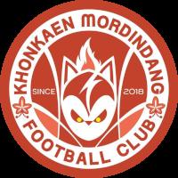 Khonkaen Mordindang FC - Logo