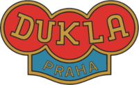 Dukla Praha - Logo