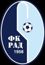 FK Rad - Logo