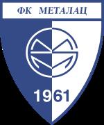 FK Metalac - Logo