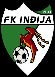FK Indjija - Logo