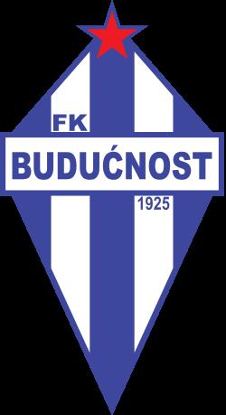 FK Buducnost - Logo