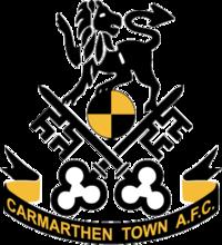 Carmarthen Town - Logo