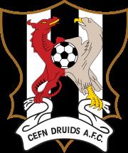 Cefn Druids AFC - Logo