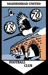 Maidenhead Utd - Logo