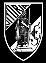 Vitória Guimarães B - Logo