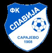 FK Slavija - Logo