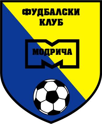 FK Modrica - Logo