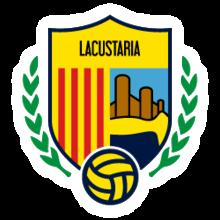 UE Llagostera - Logo