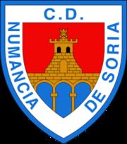 CD Numancia - Logo