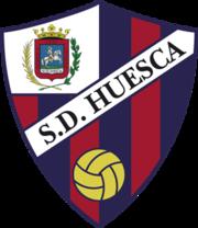 SD Huesca - Logo