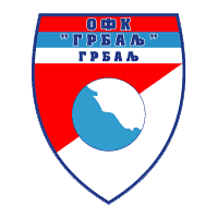 FK Grbalj - Logo