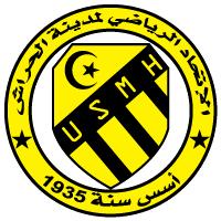 USM El Harrach - Logo