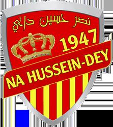 NA Hussein Dey - Logo