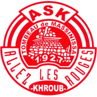 AS Khroub - Logo
