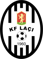 KF Laci - Logo