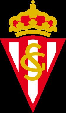 Sporting Gijon B - Logo