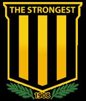 The Strongest - Logo