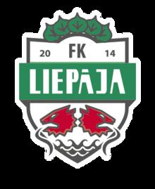 FK Liepaja - Logo