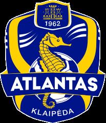 FK Atlantas - Logo
