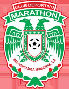 CD Marathón - Logo