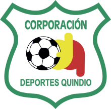 Deportes Quindío - Logo