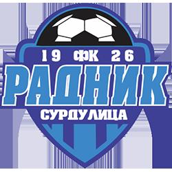 Radnik Surdulica - Logo