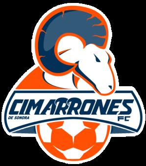 Cimarrones Sonora - Logo
