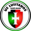 US Lusitanos (FRA) - Logo