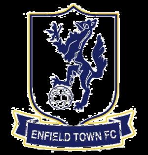 Enfield Town - Logo