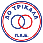 AO Trikala - Logo