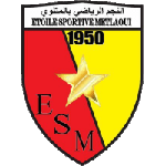ES Metlaoui - Logo