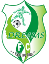 Dreams FC - Logo