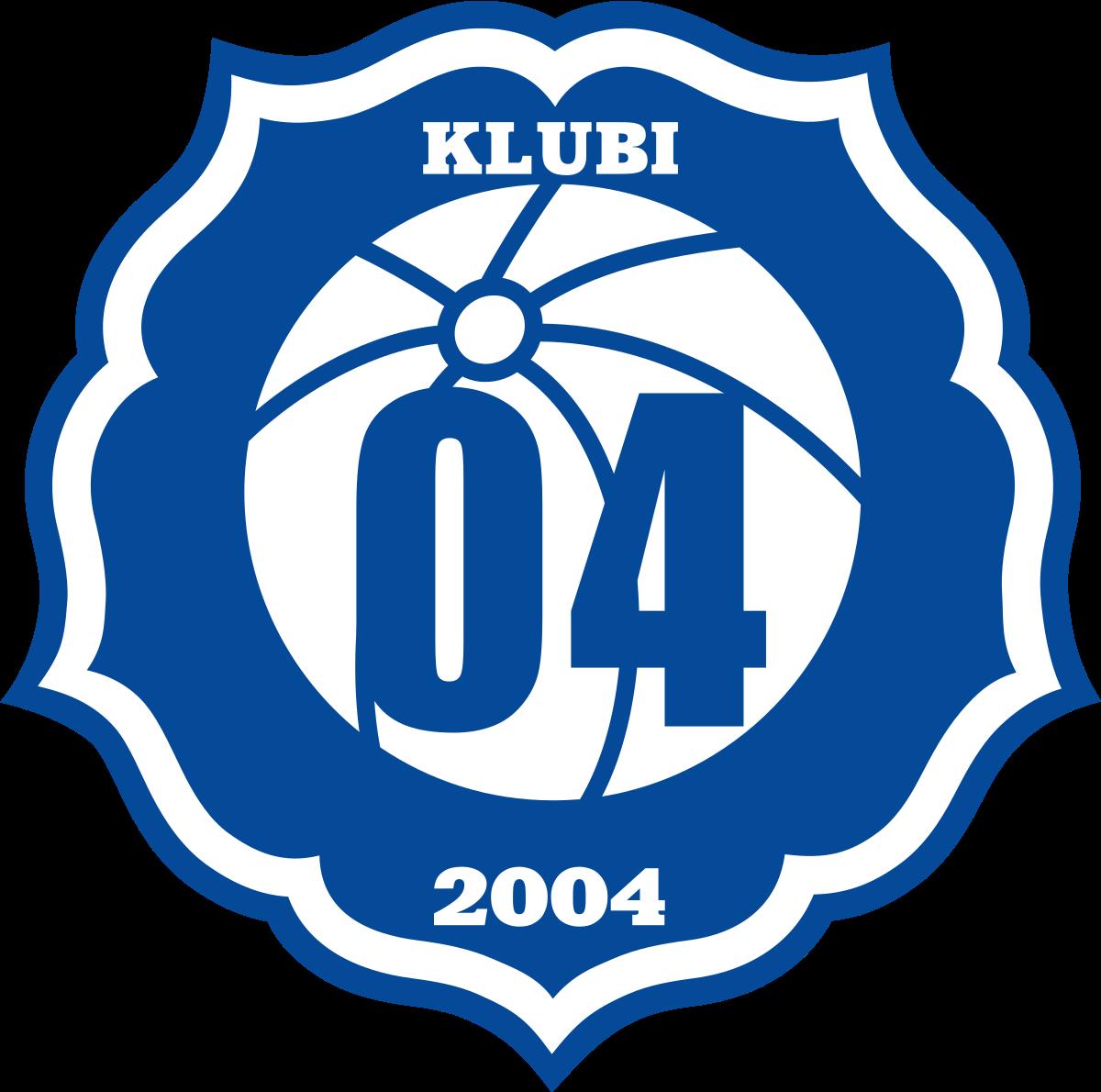 Klubi 04 - Logo