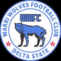 Warri Wolves - Logo
