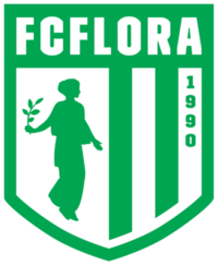 Flora Tallinn II - Logo