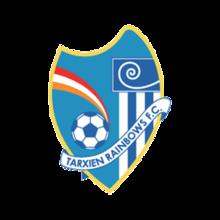 Tarxien Rainbows - Logo