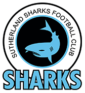 Sutherland Sharks - Logo