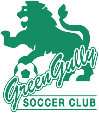 Green Gully SC - Logo