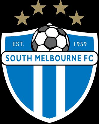 South Melbourne - Logo