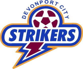 Devonport City - Logo