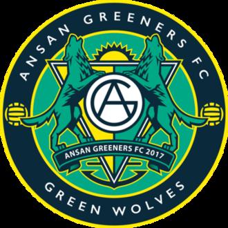 Ansan Greeners - Logo